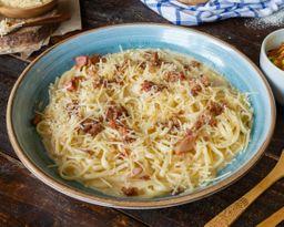2 Pasta Carbonara