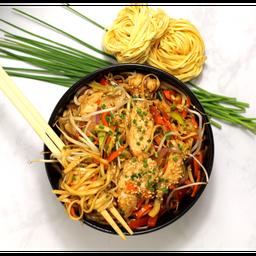 Pasta Week - Chow Mein