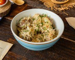 Patatas Cremosas