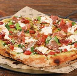 Pizza Pesto - Burrata