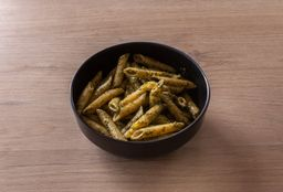 Pasta con Pesto Verde