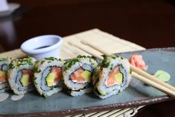 Mr. Sushi Philadelphia Roll