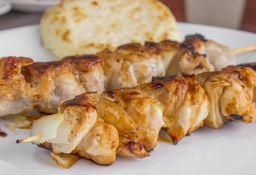 Picho de Brocheta Hot Premium, Cerdo O Pollo