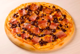 Pizza Ciruela Tocineta Gigante