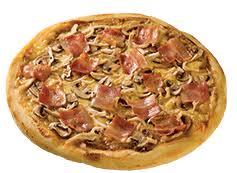 Pizza Tocineta BBQ Gigante