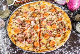 Pizza Grande (35 cms) Mix de Carnes