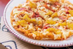 Pizza Española (Arma tu pizza en casa)