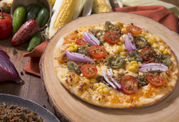 Pizza Mexicana Personal