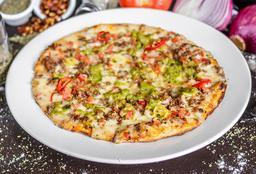 Pizza Mediana (30 cms) Mexicana