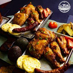 Pollo a la Parrilla 12 Piezas