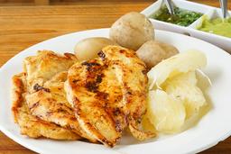 Pollo Porción Mediana