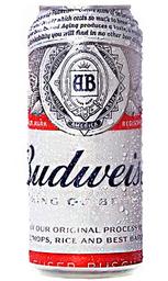 Cerveza Budweiser 250 ml
