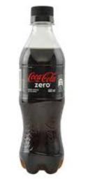 Coca-cola cero 400 ml