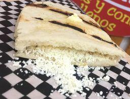 Arepa queso cuajada