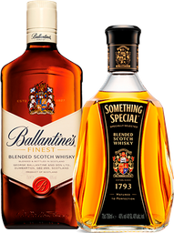 Rappicombo Something Special + Ballantine's 20% OFF