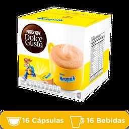 Nescafé Dolce Gusto Nesquik 16 Cápsulas / 16 Bebidas