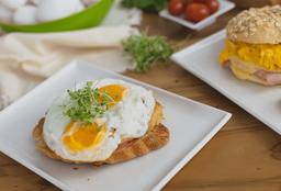 Croissant Egg