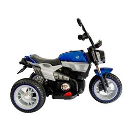 Moto Electrica Recargable Azul Fragola Kids