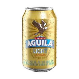 Cerveza Aguila Light Lata