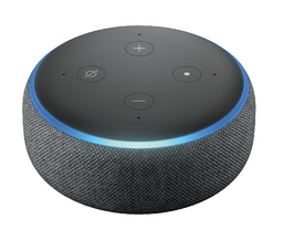 Altavoz Inteligente Echo Dot 3 Amazon Alexa-Negro
