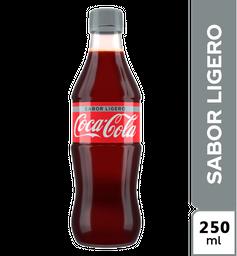 Coca-Cola Sabor Ligero 250 ml