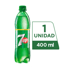7up Postobon 400 ml