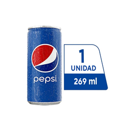 Pepsi 269 ml