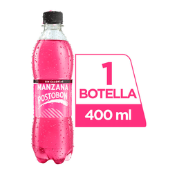 Manzana Sin Azúcar 400 ml