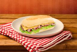 Sándwich de Roast Beef