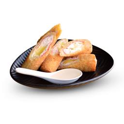 Coconut Cheese Kani