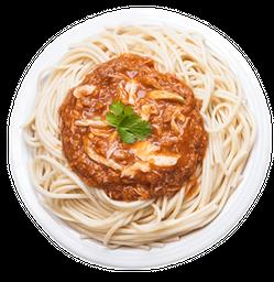 Spaguetti Salsa Marvilla