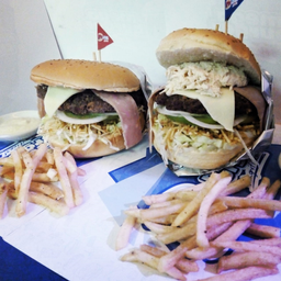 Combo Megaburger