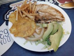 Medio Lunch