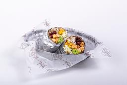 Arma Charrito Burrito +Totopos +Bebida
