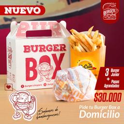 Nueva burger box