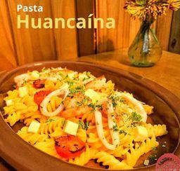 2 Pastas a la Crema Huancaina