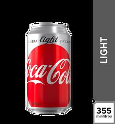 Coca Cola Sabor Ligero 330 ml