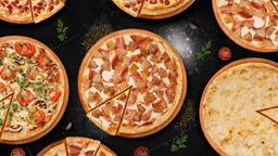 3x2 Pizzas