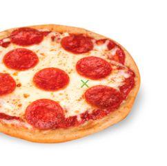 2X1 Pizza Personal Las Clásicas