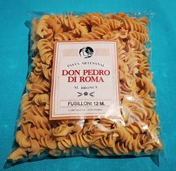Pasta Artesanal Fusilloni