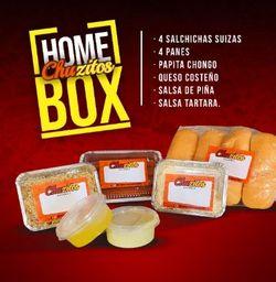 Home Box Chuzitos Perro Calientes