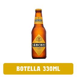 Cerveza Sanchez 4pack 330 ml