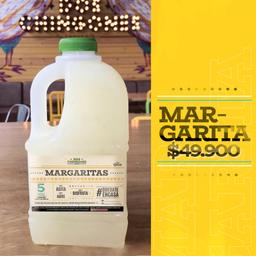 Botella de Margarita