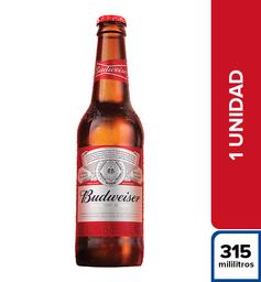Cerveza Budweiser 3x2