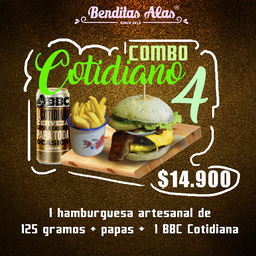 Combo Cotidiano # 4