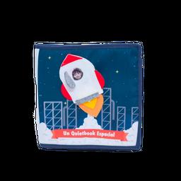 Un Quietbook Espacial