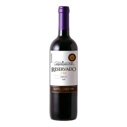 Vino Santa Rita Merlot 750 ml