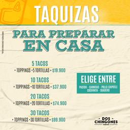 Kit Taquiza 10
