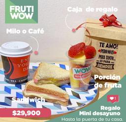 Combo Mini desayuno