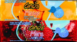 Rappicombo Pulpa Mango y Mora Canoa